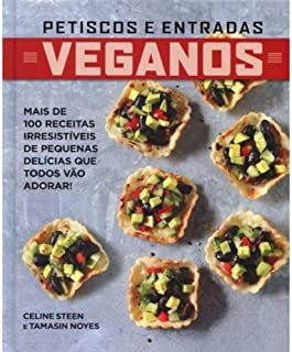 Veganos, petiscos e entradas