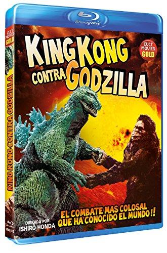 King Kong Contra Godzilla (Kingu Kongu Tai Gojira) 1962 [Blu-Ray] [Import]