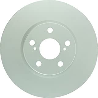 Bosch 50011478 QuietCast Premium Disc Brake Rotor For Pontiac: 2009-2010 Vibe; Scion: 2008-2014 xD; Toyota: 2009-2017 Corolla, 2009-2014 Matrix; Front