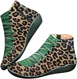 2019 New Arch Support Boots for Women Damping Shoes Comfortable Side Zipper Platform Wedge Ankle Booties Casual Limsea