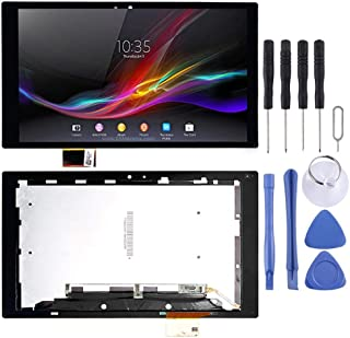 SHUHAN LCD Screen Phone Repair Part LCD Display + Touch Panel for Sony Xperia Tablet Z / SGP311 / SGP312 / SGP321 Mobile P...