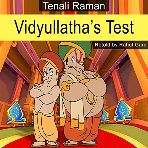 Vidyullatha's Test audiobook cover art