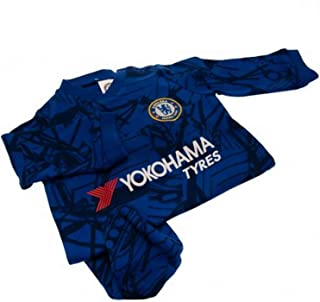 Chelsea FC Sleepsuit 0/3 mths cm