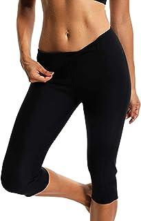 STARBILD Leggings Deportivos para Mujer para Adelgazar Leggings Anticeluliticos Mallas Termicos de Neopreno Fitness Deport...