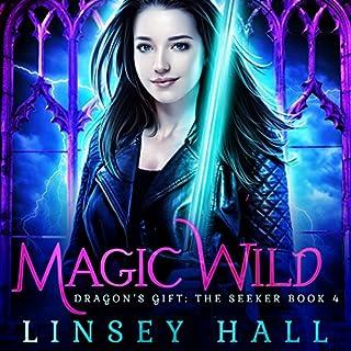 Page de couverture de Magic Wild