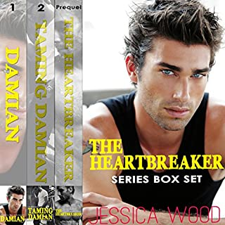 The Heartbreaker Series: Complete Box Set cover art