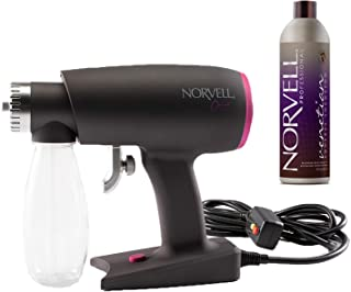 Oasis Spray Tan Machine with Norvell Venetian Spray Tanning Solution Sunless Airbrush Kit