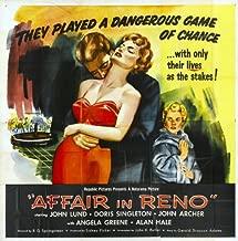 Affair in Reno POSTER Movie (30 x 30 Inches - 77cm x 77cm) (1957)
