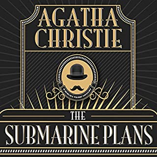 The Submarine Plans audiobook cover art