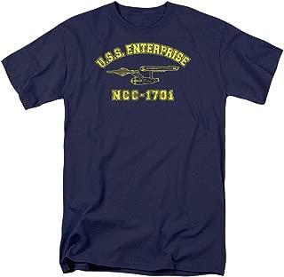 Star Trek USS Enterprise T-Shirt & Stickers