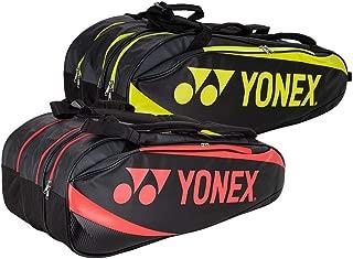 YONEX 8929 Active Racket Bag (Black/Lime)