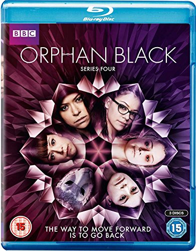 Orphan Black - Series 4 [Reino Unido] [Blu-ray]