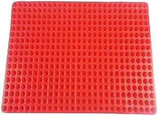 ZHEBEI Tapis de cuisson antiadhésif moule tapis de cuisson four tapis de cuisson