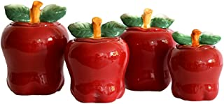 Best apple green canisters Reviews