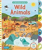 Wild Animals (My First Search and Find)