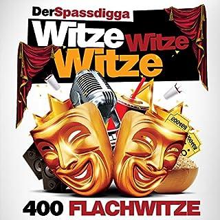 Witze Witze Witze: 400 Flachwitze Titelbild
