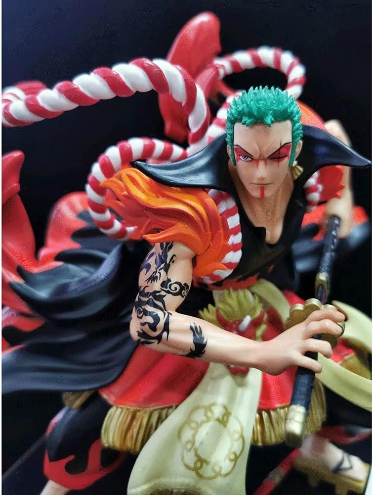 WANGCH Kabuki Roronoa Louisville-Jefferson County Mall Spasm price Zoro One On Sword Tiens Style