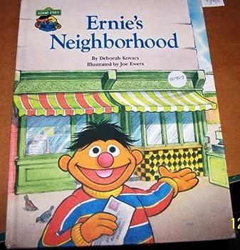 Ernie's Neighborhood - Book  of the Sesame Street Book Club