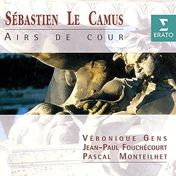 Sébastien Le Camus: Airs de cour