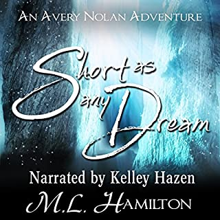 Short as Any Dream audiobook cover art