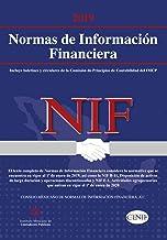 Normas de Información Financiera (NIF) 2019 (Normativos)