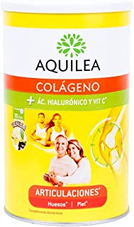 URIACH AQUILEA Artinova Colágeno+Acido Hialurónico y Vitamina C Sabor Vainilla 315 g