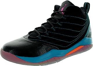 Nike Jordan Velocity Men Black/Tropical Teal/Electro Orange/Fusion Pink 688975-025