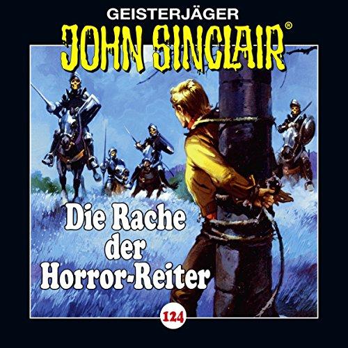 Page de couverture de Die Rache der Horror-Reiter