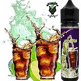 E-Liquid COLA LIME | 60ML TPD | ElecVap | Sin Nicotina: 0MG | E-Liquido vapeo para Cigarrillos Electronicos - E Liquidos para Vaper 70/30