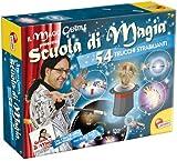 Liscianigiochi Lisciani Giochi- Discovery Channel 35632 Scuola Kit di Magia, 54 Trucchi, Multicolore