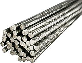 50 Meter 50 x 1m 8mm Betonstahl Bewehrungsstahl Moniereisen Baustahl Stahl