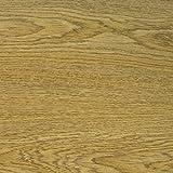 Venilia Lámina Adhesiva Fix® Roble Madera Mediana, lámina para Muebles, lámina autoadhesiva para Papel Pintado, Aspecto Natural de Madera, 45 cm x 2 m, Espesor: 0,15 mm, 53329