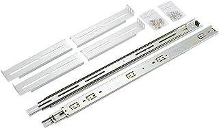 Codegen RK-26 - Kit de rieles para Rack V2 (500 mm), Color Plateado