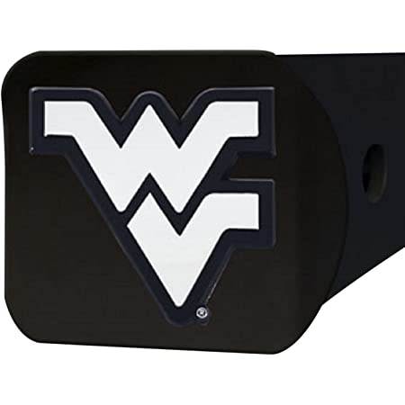 1.25 Graphics and More West Virginia WV Home State Solid Dark Gray Grey Officially Licensed Tow Trailer Hitch Cover Plug Insert 1 1//4 inch