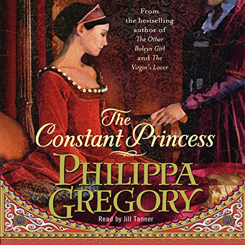 Constant Princess audiobook cover art