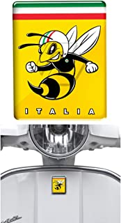 3D Motorcycle Decal Sticker Resin Italy Stickers Case for PIAGGIO VESPA GTS GTV LX LXV 125 250 300 Ie Super