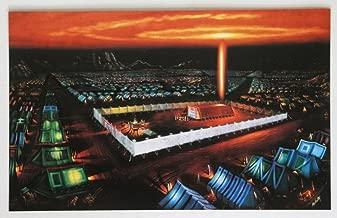 Selah Art Moses Tabernacle in The Wilderness 17x25 Print