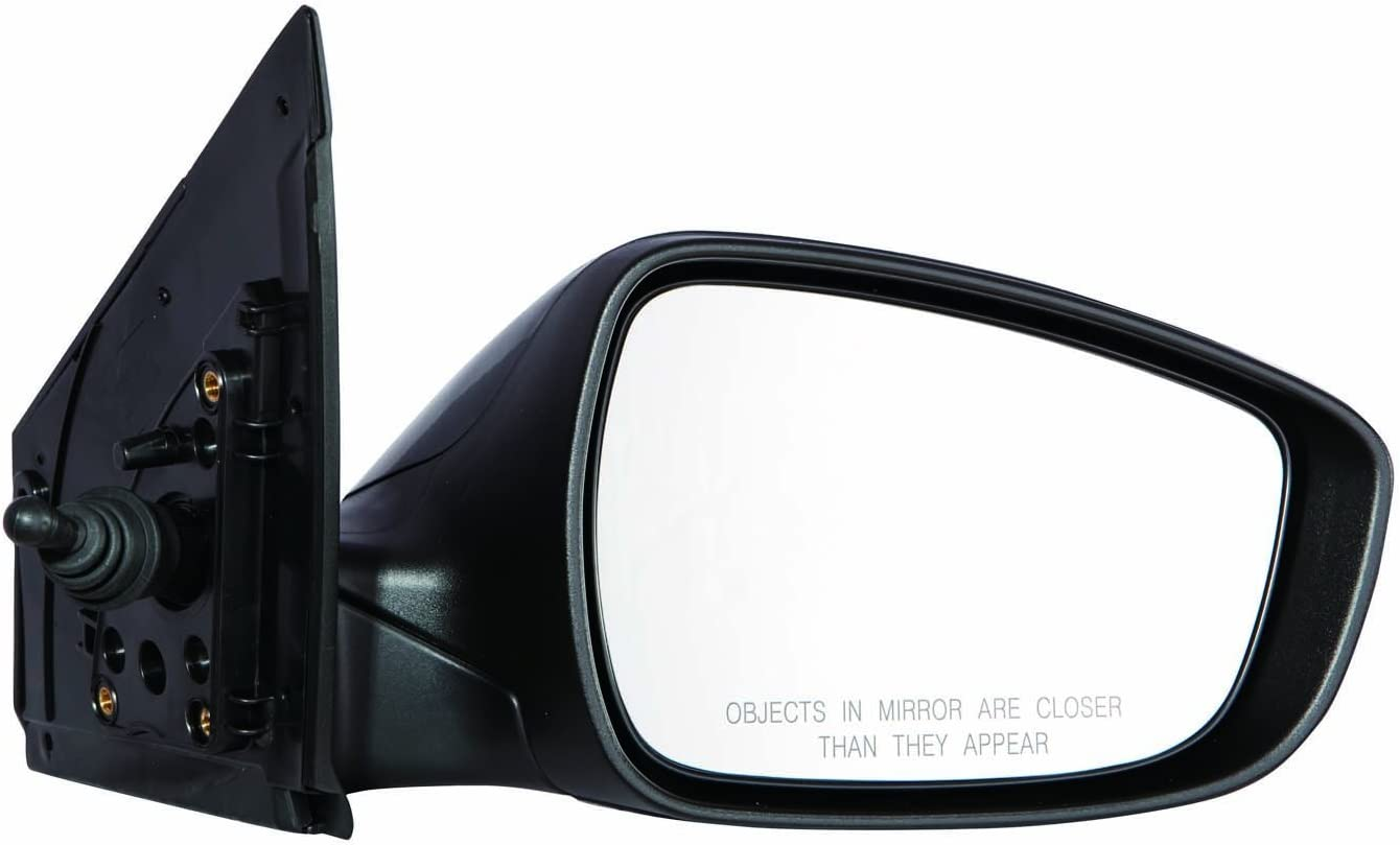 Hyundai Accent Manual Non-Heatedwith O Signal Paint To Match Depo 321-5409L3CB Driver Side Mirror