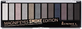 Rimmel London, Magnif'Eyes Eye Contouring Palette- 003 Smoke Edition.