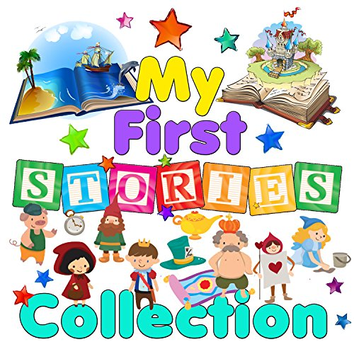 My First Stories Collection audiobook cover art