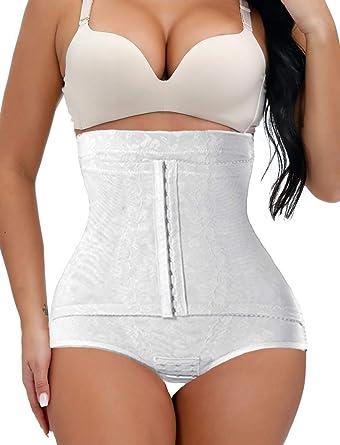 Xiton 1 Pc Femmes Taille Formateur Confortable Chaussons Taille Haute Shaper Ventre Contr/ôLe Bout Lifter sans Couture Culotte Cuisse Pantalon Plus Mince Noir,3XL//4XL
