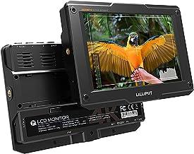 "Lilliput H7S 7"" 4K HDMI/3G-SDI Ultra-Bright On-Camera Monitor"
