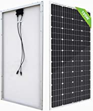 ECO-WORTHY 195W 12V Solar Panel High Efficiency Mono Module Off Grid PV Power for Battery..