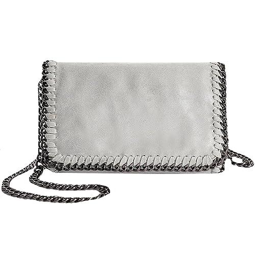 5eaf06a3ccf7 Chain Bag: Amazon.com