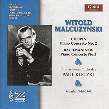 Witold Malcuzynski with the Philharmonia Orchestra Conducted by Paul Kletzki - 1946-1949