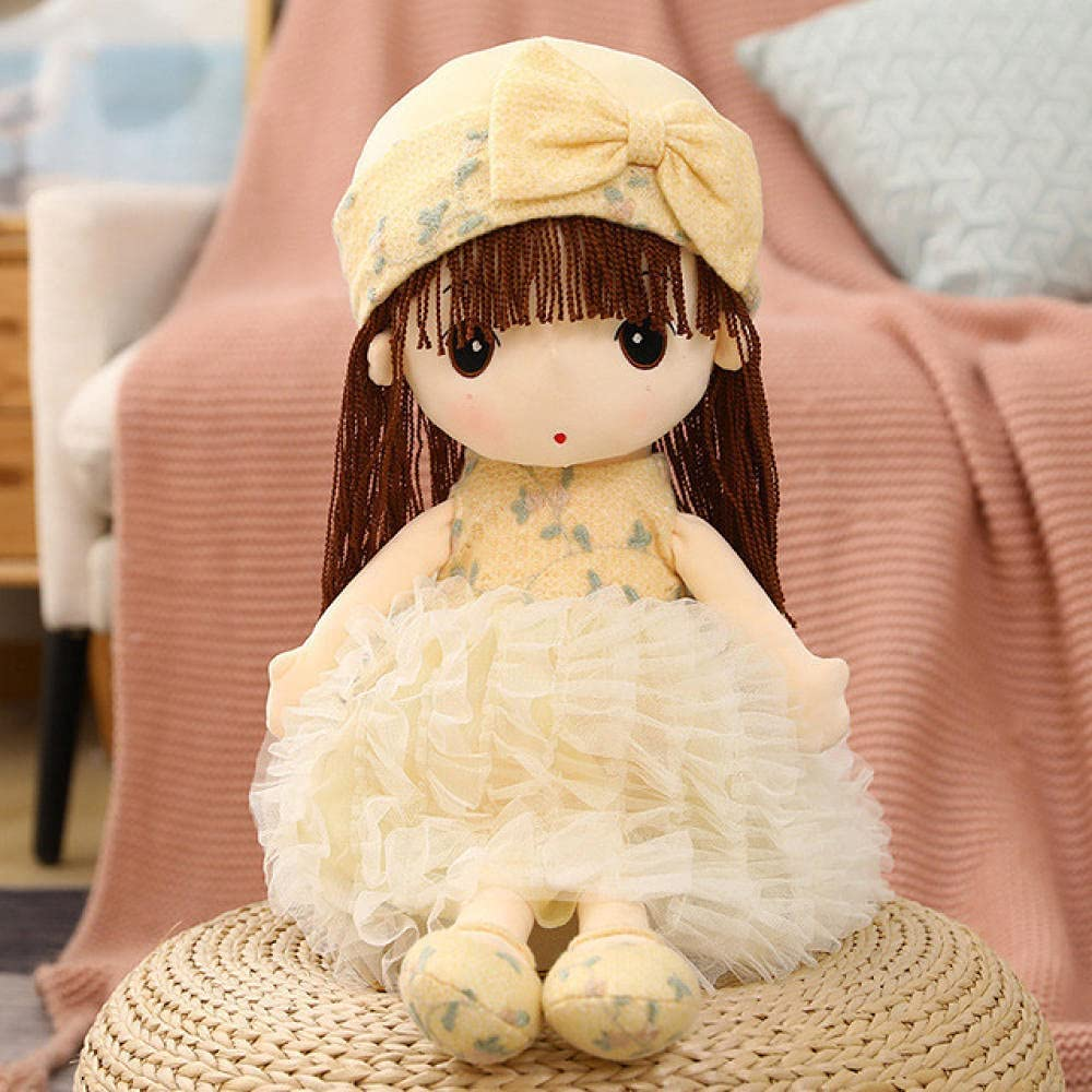 ATBXXN 1Pc 50Cm Cute and Sweet In stock Plush OFFicial mail order Toy Simulation Person Girl