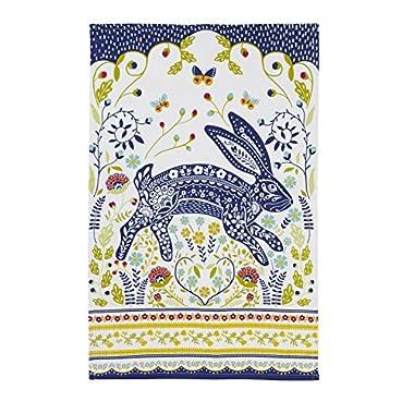 Ulster Weavers 29.1  x 18.9  Woodland Hare Cotton Tea Towel