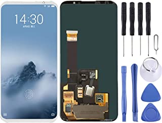 SHUHAN LCD Screen Phone Repair Part LCD Screen And Digitizer Full Assembly For Meizu 16th Plus Mobile Phone Accessory