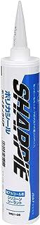 シャープ化学 シャーピーポリカシール 半透明色 シリコーンシーラント SRC1-05 330ml ホワイティクリア
