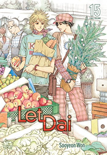 Let Dai Vol. 15 (English Edition)